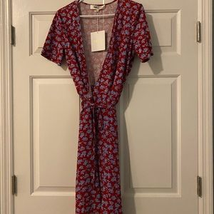 DVF Wrap dress! NWT